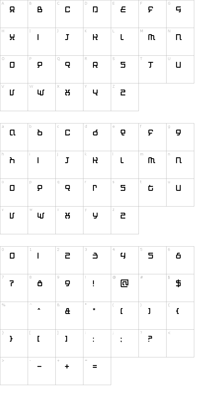 Automind Font