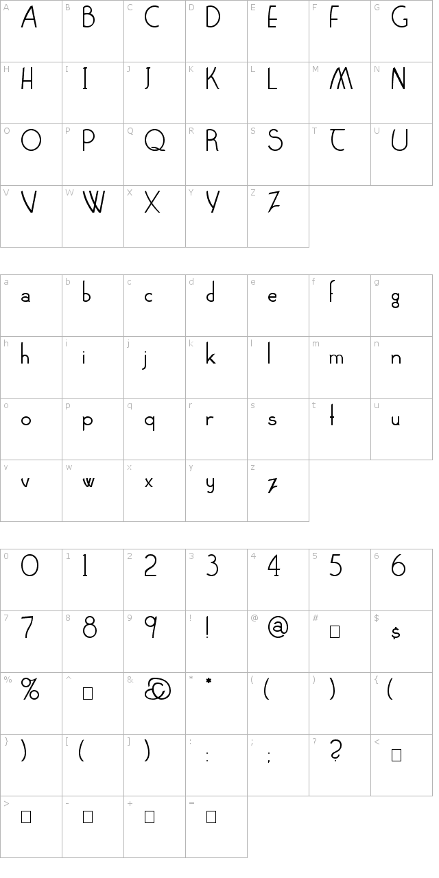 Claritty Font