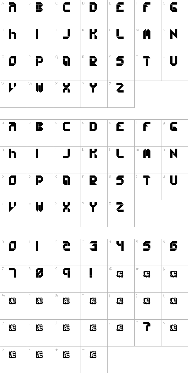 Collective S (BRK) Font